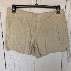 Anthropologie Cartonnier Linen Short
